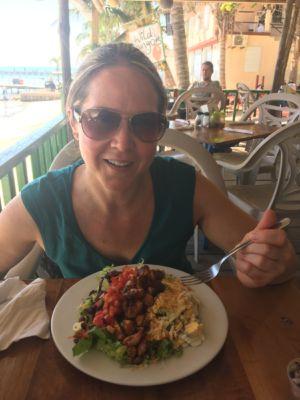 Vacation Eating - Salads