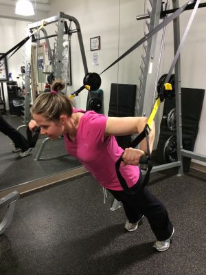 Personal training - TRX Session