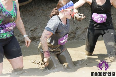 Mudderella Fitness - Race Day