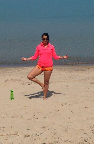 Fitness Stretch - Yoga-style
