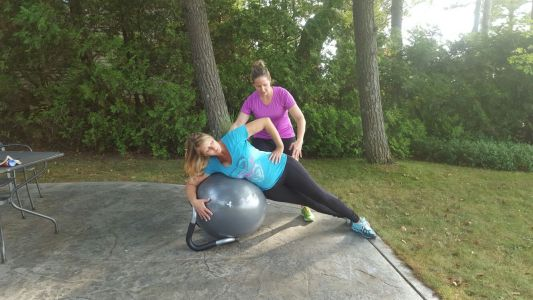 Personal Training - Outdoor Session 2