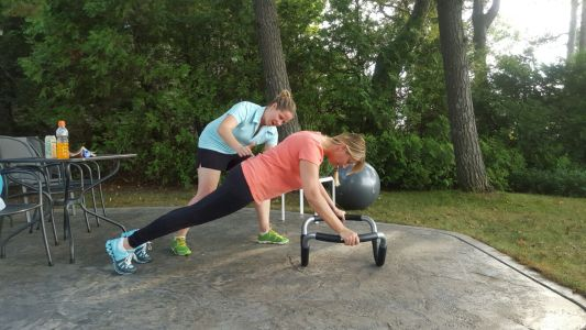 Personal Training - Outdoor 3